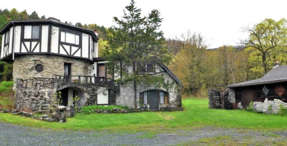 House of the Week: Helderberg Castle Rd., New Scotland | Realtor: Deborah Parker, Century 21 New West Properties | Discussion: Talk about this house in Places and Spaces Photo: John Carl D'Annibale, John Carl D'Annibale / Times Union / 00013034A