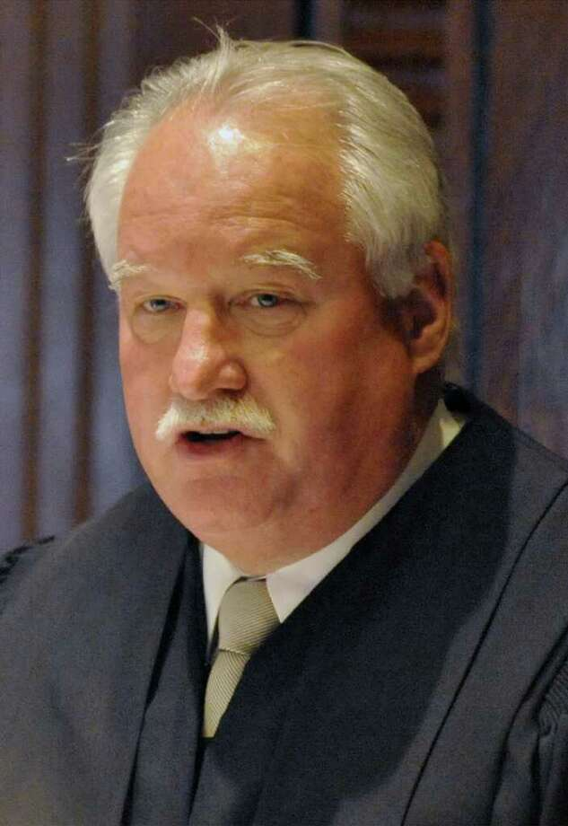 Judge Bob Wortham Photo: Valentino Mauricio