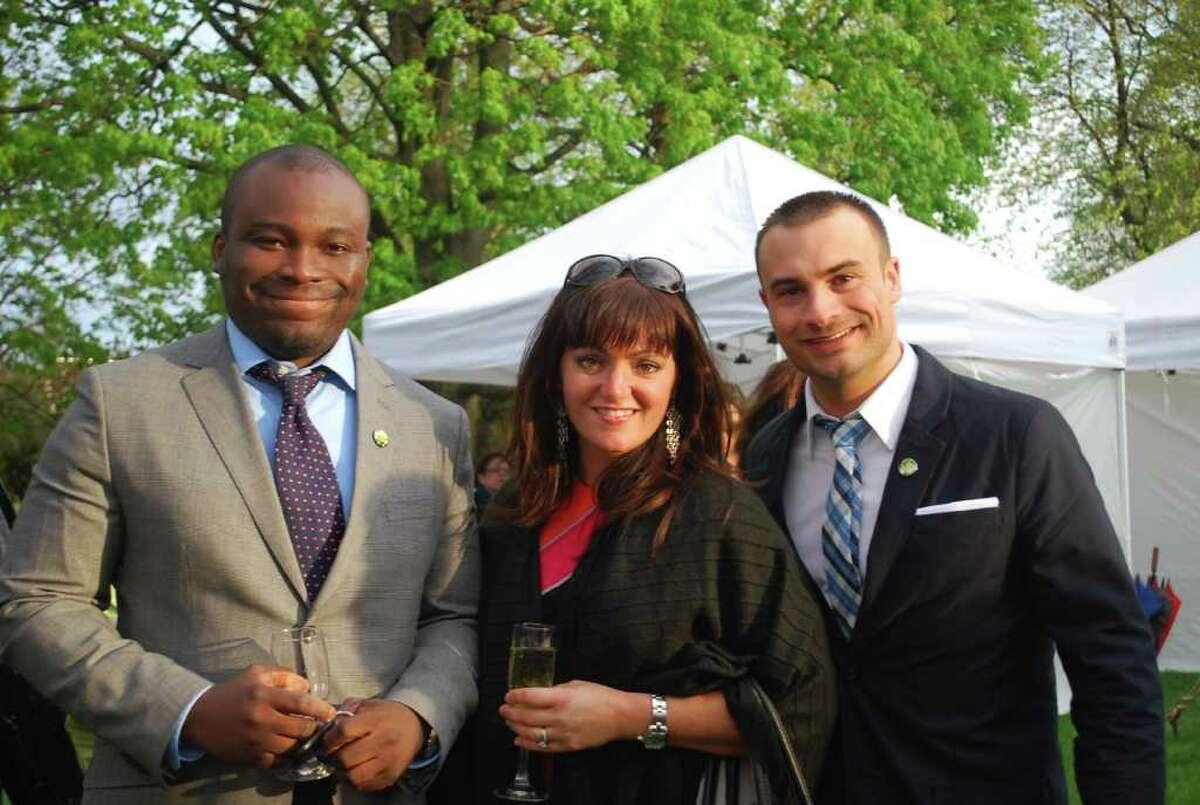 Champagne on the Park, May 5, 2011, Washington Park, Albany, NY