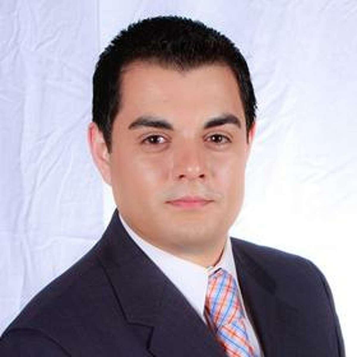 Angel Covarrubias, WOAI reporter