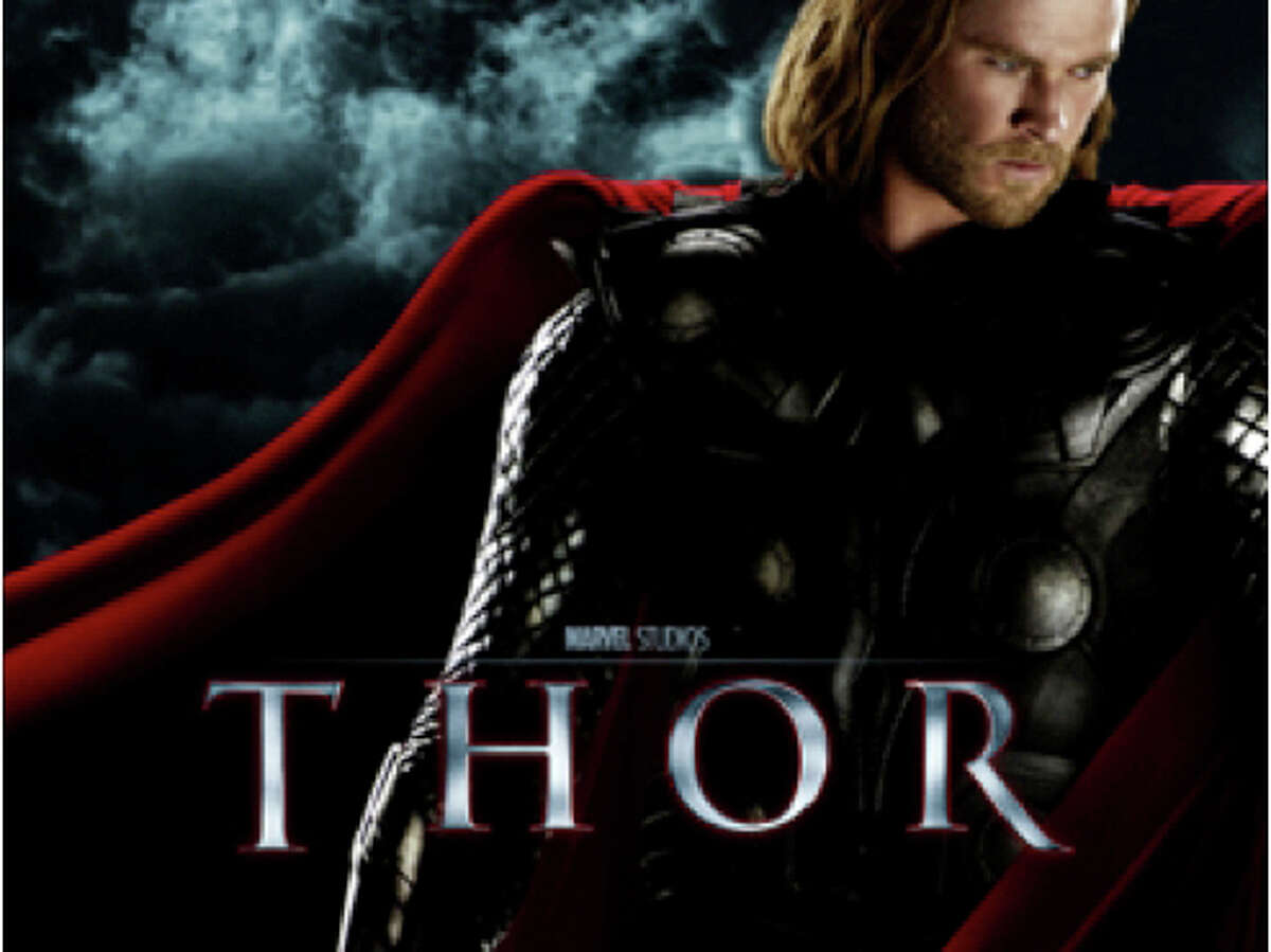 """""""Thor,"""" a movie based on the Marvel Comics superhero, is among the latest releases to hit area movie theaters."""