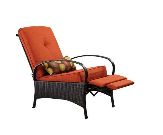 patio La-Z-Boy. in orange, green, blue and tan. $374. Target / DirectToArchive
