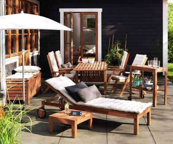 Ikea applaro for Applaro chaise lounge
