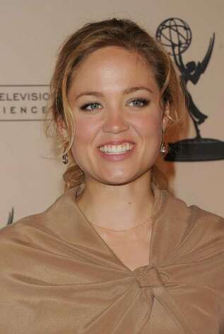 Actress Erika Christensen Photo: Getty Images