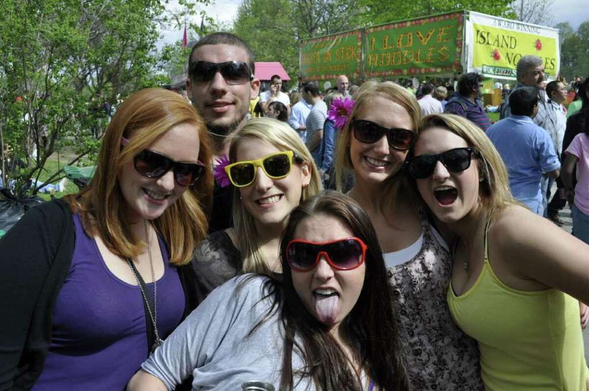 2011 Albany Tulip Festival