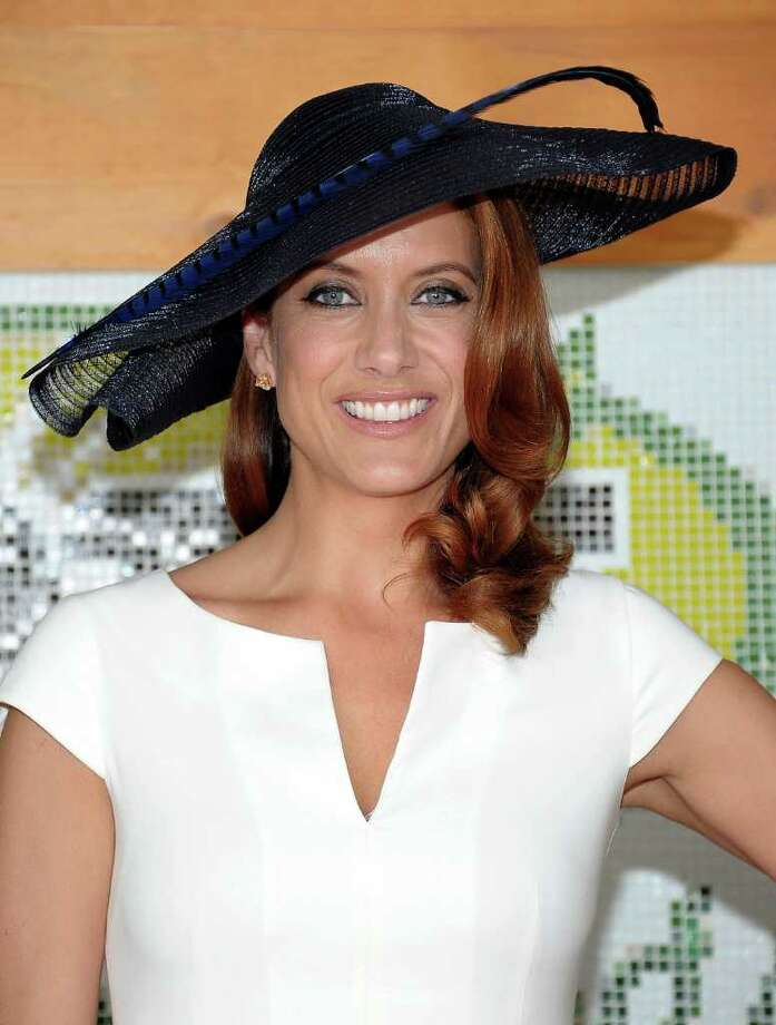 Actress Kate Walsh visits the Mott's Garden Blend VIP suite at the 137th Kentucky Derby at Churchill Downs on May 7, 2011 in Louisville, Kentucky. Photo: Michael Loccisano, Getty Images / 2011 Getty Images