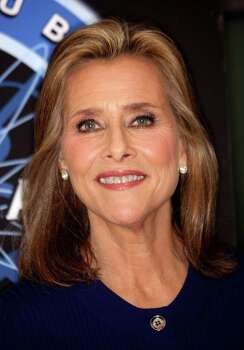 BURBANK, CA - MAY 15: Television host Meredith Vieira attends the Disney and ABC Television Group Summer press junket at ABC on May 15, 2010 in Burbank, California.  (Photo by Frederick M. Brown/Getty Images) *** Local Caption *** Meredith Vieira Photo: Frederick M. Brown, Getty Images / 2010 Getty Images
