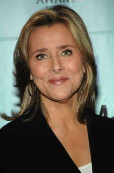 NEW YORK - APRIL 23: Television personality Meredith Vieira arrives to the New York Women in Communications 2007 Matrix Awards at the Waldorf Astoria on April 23, 2007 in New York City. (Brad Barket /Getty Images) *** Local Caption *** Meredith Vieira Photo: Brad Barket, Getty Images / 2007 Getty Images