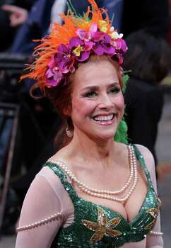 NEW YORK - OCTOBER 31:  NBC Today show host Meredith Vieira dresses in costume to celebrate Halloween on the Today show in Rockefeller Center on October 31, 2006 in New York City. Photo: Peter Kramer, Getty Images / 2006 Getty Images