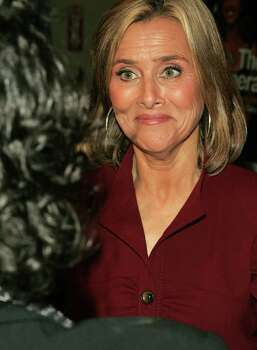 NEW YORK - SEPTEMBER 19:  Today Show Co-Host Meredith Vieira attends Newsweek's 2nd annual Women and Leadership conference at the Museum of Natural History on September 19, 2006 in New York City. Photo: Peter Kramer, Getty Images / 2006 Getty Images