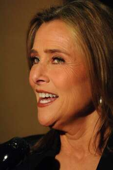 NEW YORK - APRIL 22: Meredith Vieira arrives to the Creative Arts Daytime Emmy Awards at the Marriot Marquis Hotel on April 22, 2006 in New York City. Photo: Brad Barket, Getty Images / 2006 Getty Images