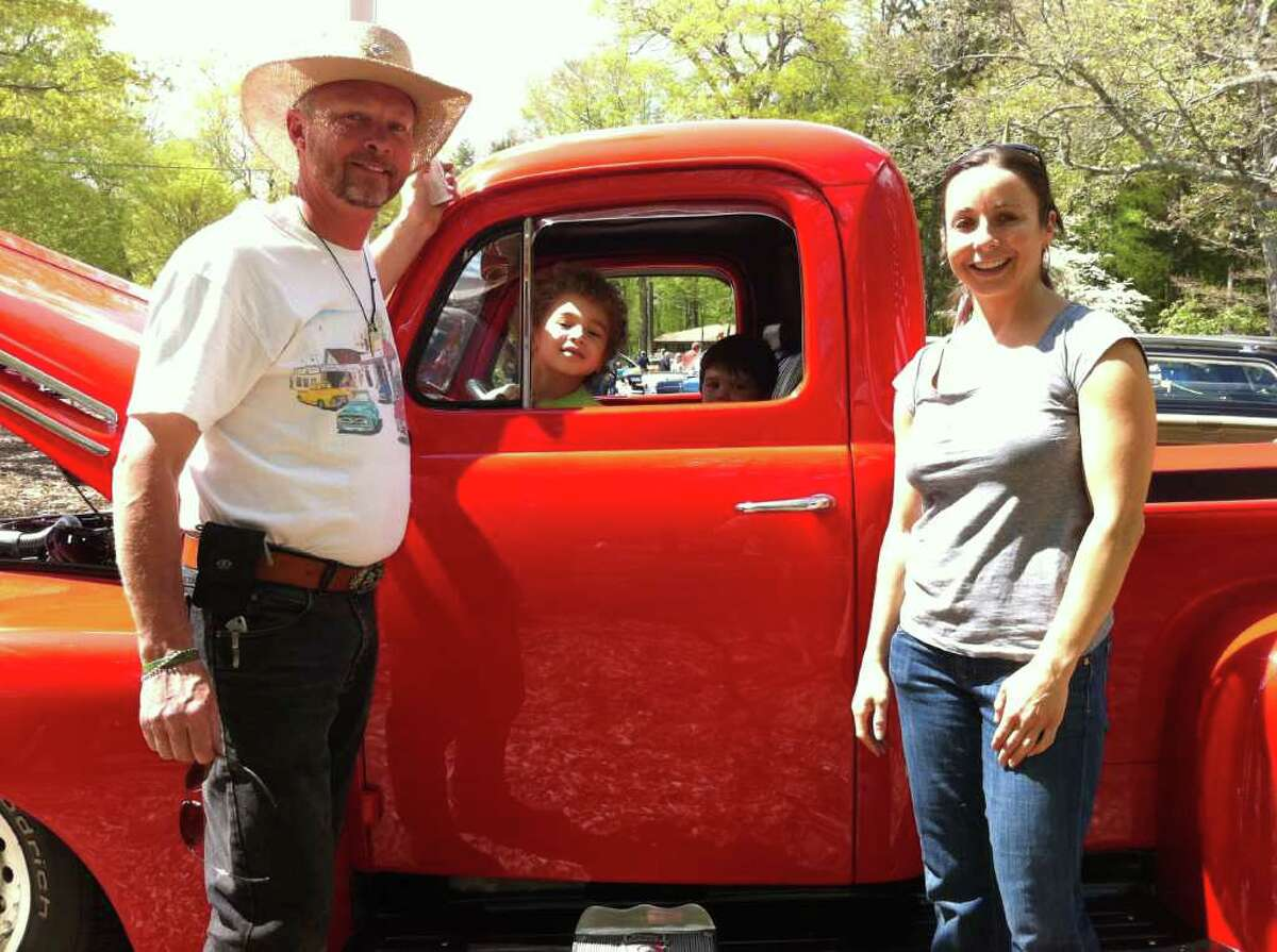 Were you seen at the Stamford Museum & Nature Center's Model Ts to Mustangs Antique and Classic Car Show on Saturday, May 7, 2011?