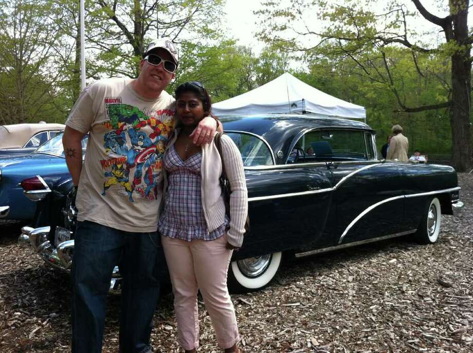 Were you seen at the Stamford Museum & Nature Center's Model Ts to Mustangs Antique and Classic Car Show on Saturday, May 7, 2011? Photo: Brett Mickelson / Stamford Advocate