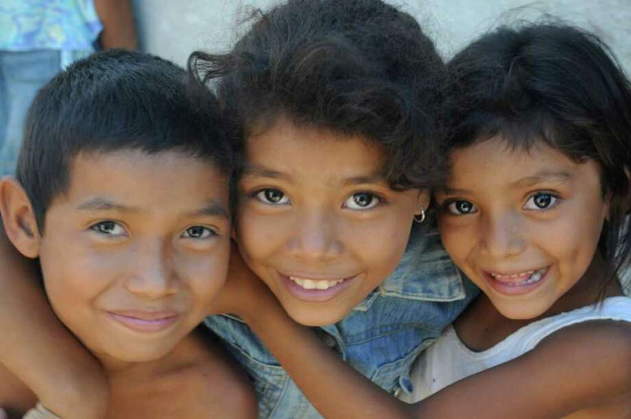 The faces of the neighborhoods, or barrios, in Nagarote, Nicaragua. Photo: Contributed Photo / Norwalk Citizen