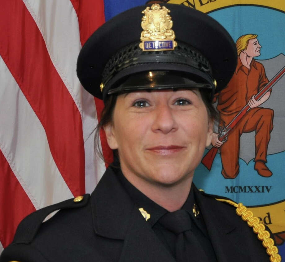 Westport Police Sgt. Jill Ruggerio Photo: Contributed Photo