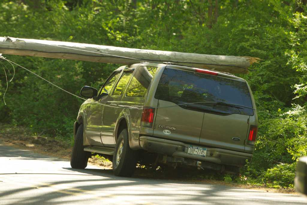 Car Crash Bridgeport Ct