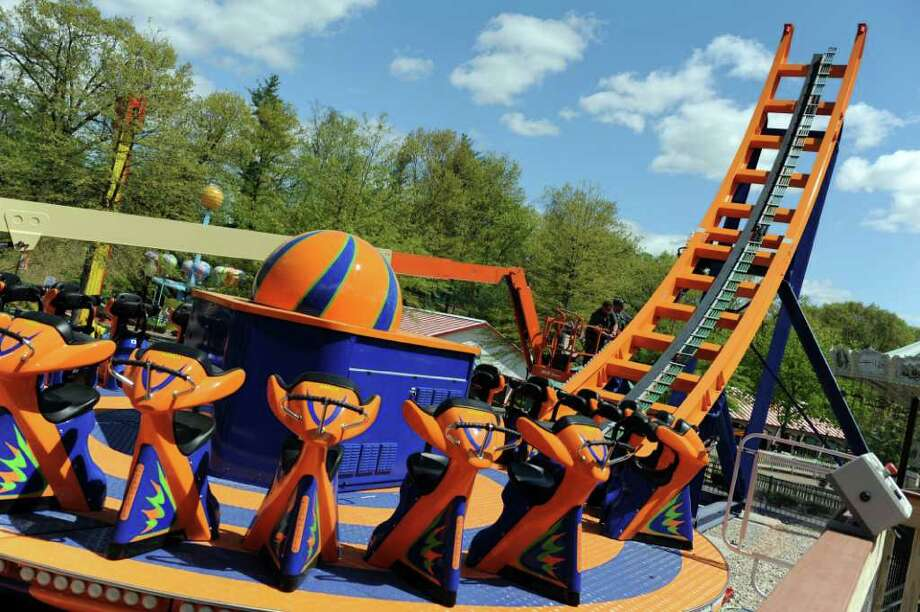 Spend the day at Lake Compounce