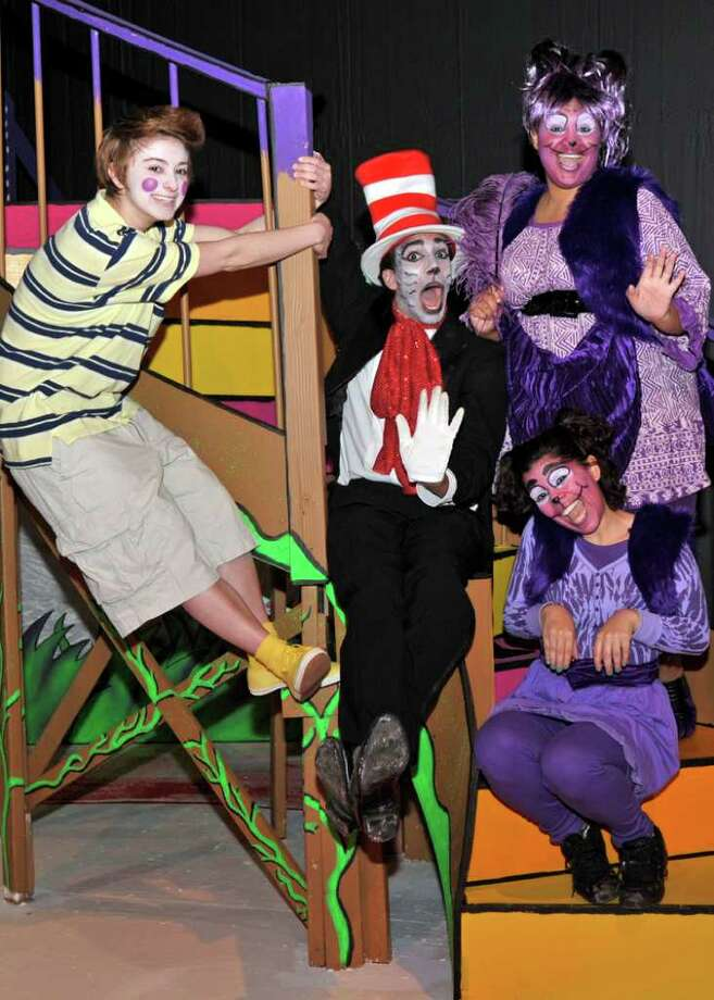 """Seussical, the Musical"" will be performed at WestConn this weekend in Danbury. Photo: Contributed Photo"