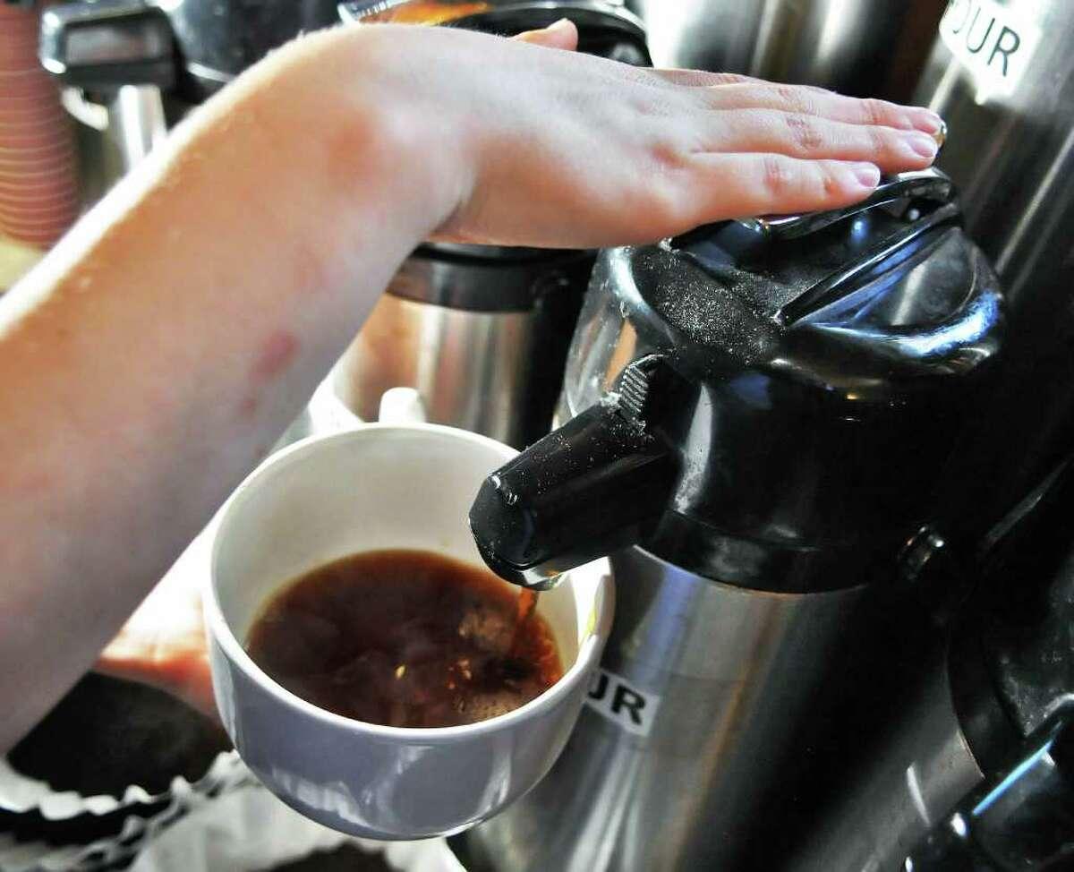 Winner: Professor Java's Coffee Sanctuary 145 Wolf Road, Albany   Website
