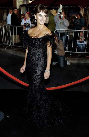 Penélope Cruz arrives at the World Premiere of