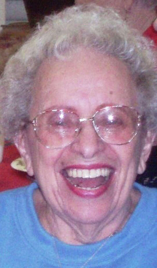 Gertrude Kutno Photo: Contributed Photo / Fairfield Citizen contributed