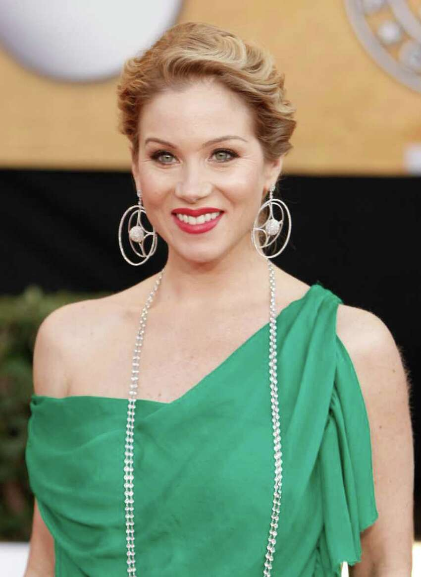 Famous breast cancer survivors October is National Breast Cancer Awareness Month. In conjunction with that effort to raise awareness of the disease and raise funds to fight it, here's a look at celebrity survivors. Christina Applegate was diagnosed in 2008 at the age of 36.