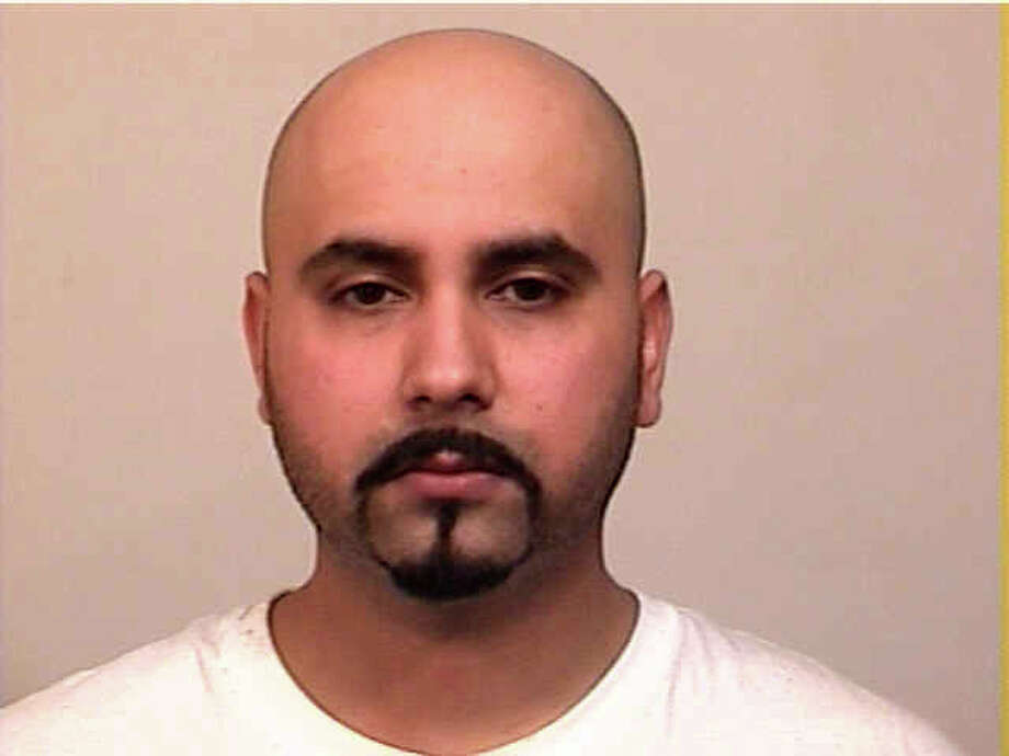 Dawer Gilani, 32, of Bridgeport, was arrested by Fairfield police after an alleged stalking incident on Wednesday, May 11, 2011. Photo: Contributed Photo / Fairfield Citizen contributed