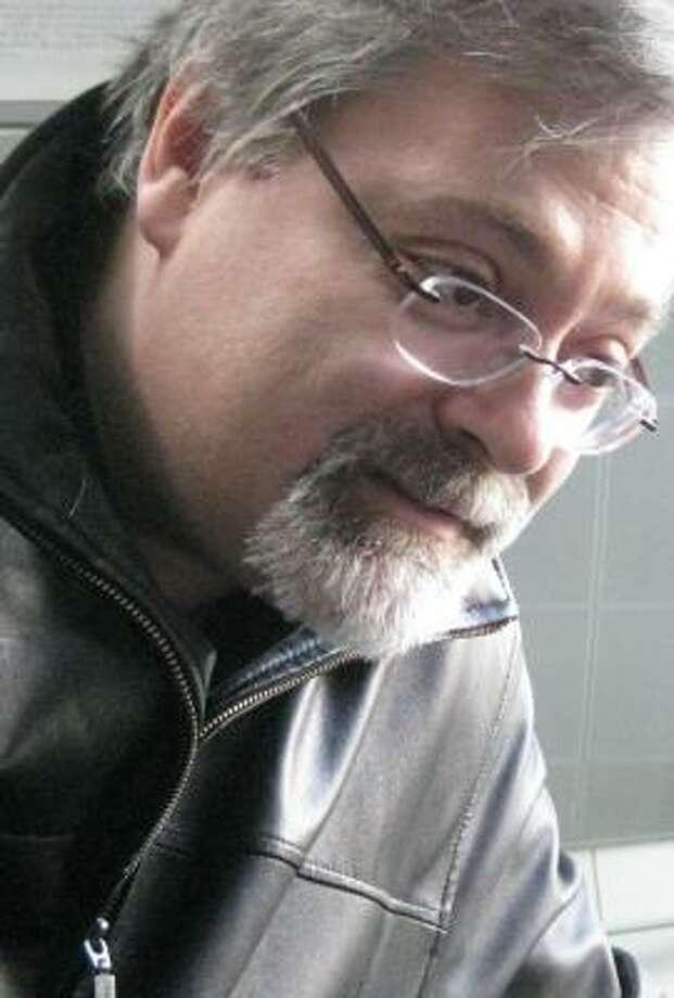 Composer Daron Hagen Photo: Neil Erickson