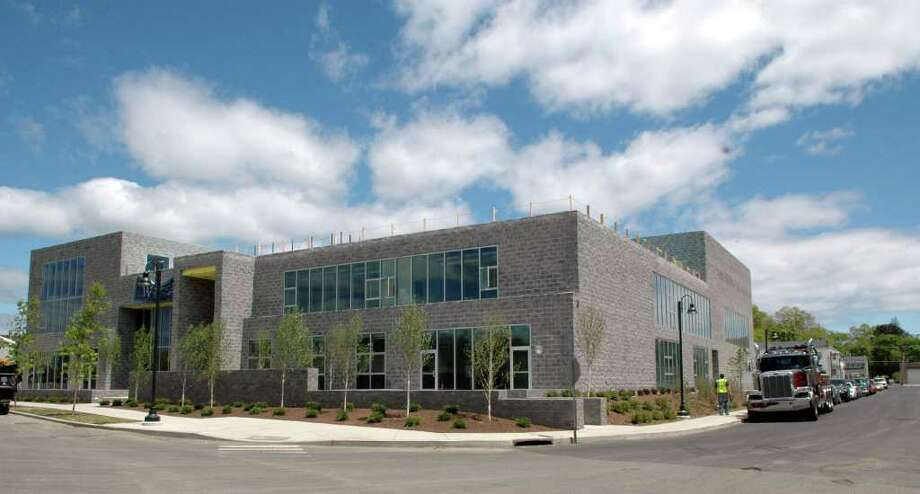 Waterside School will soon move to it's new building at 770 Pacific St., Stamford, Conn. Photo: Cathy Zuraw / Stamford Advocate
