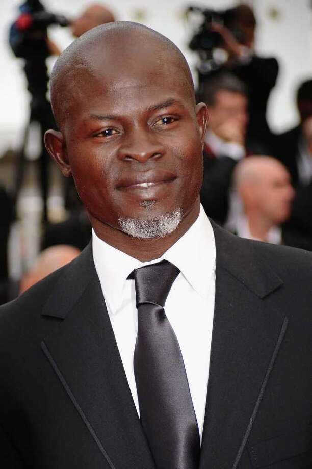 Djimon Hounsou in 2011.  Photo: Getty Images