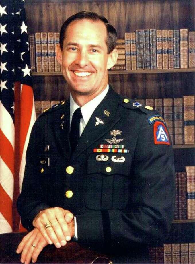 Maj. Gary Madden: He taught in the Lackland ISD. Photo: Courtesy Photo