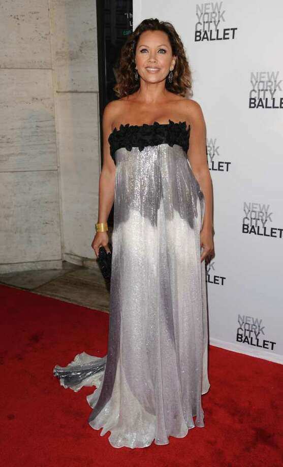 Actress Vanessa Williams attends the New York City Ballet's 2011 Spring Gala on Wednesday, May 11, 2011 in New York. Photo: AP