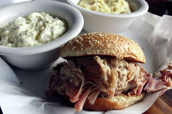 Dickey's Barbecue pulled pork sandwich is just one of the items that will be offered Sunday at Taste of Leon Valley. More than 40 vendors will participate.