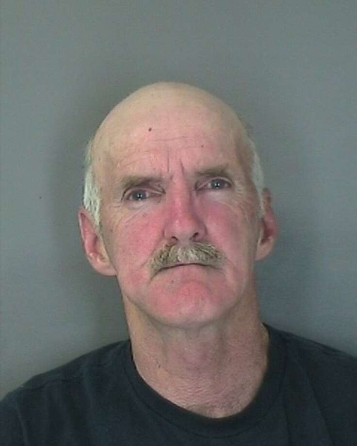 Leonard M. Bradway Jr., 57, of Ridge Avenue, Warrensburg, was charged with making a terroristic threat after allegedly calling News 10 to tell a reporter to be in Warren County Family Court because the judge was ?as good as dead.? (Warren County Sheriff's Office)