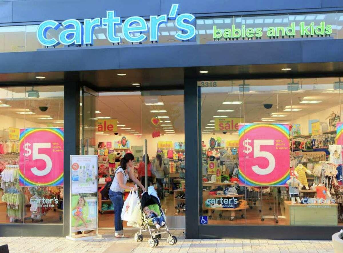 98) Carter's Headquarters:Atlanta, Georgia Place on last poll:95