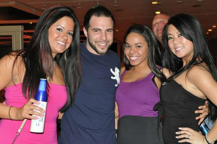 Were you SEEN at the Spring Fever Fight Night? Photo: Sara Rivest