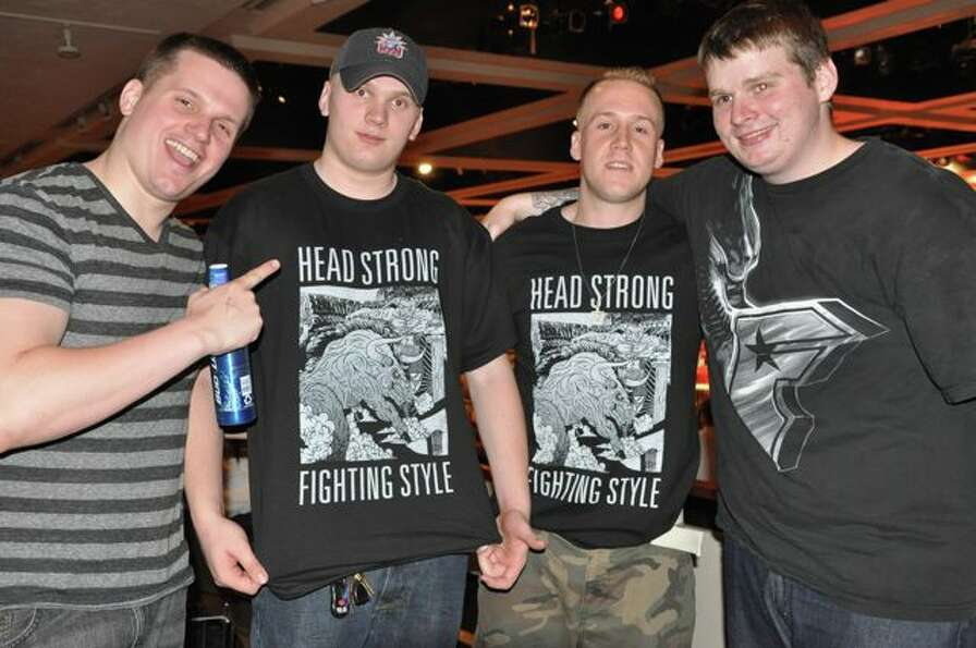 Were you SEEN at the Spring Fever Fight Night?