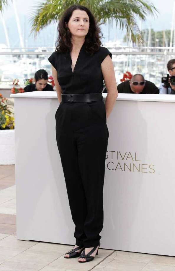 Director and writer Julia Leigh attends the 'Sleeping Beauty' photocall during the 64th Annual Cannes Film Festival at the Palais des Festivals on May 12, 2011 in Cannes, France.  (Photo by Andreas Rentz/Getty Images) *** Local Caption *** Julia Leigh; Photo: Getty Images