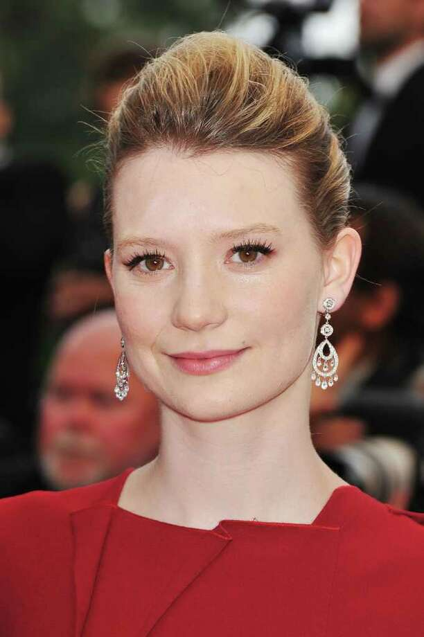 Actress Mia Wasikowska arrives at the 'Restless' premiere during the 64th Annual Cannes Film Festival at the Palais des Festivals on May 12, 2011 in Cannes, France.  (Photo by Pascal Le Segretain/Getty Images) *** Local Caption *** Mia Wasikowska; Photo: Getty Images