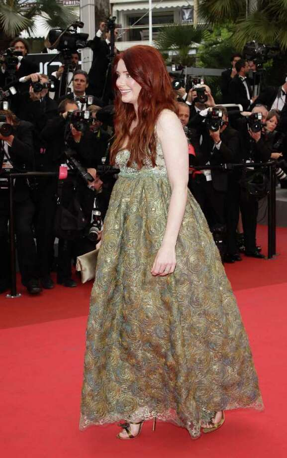 Actress Bryce Dallas Howard arrives at the 'Restless' premiere during the 64th Annual Cannes Film Festival at the Palais des Festivals on May 12, 2011 in Cannes, France.  (Photo by Andreas Rentz/Getty Images) *** Local Caption *** Bryce Dallas Howard; Photo: Getty Images