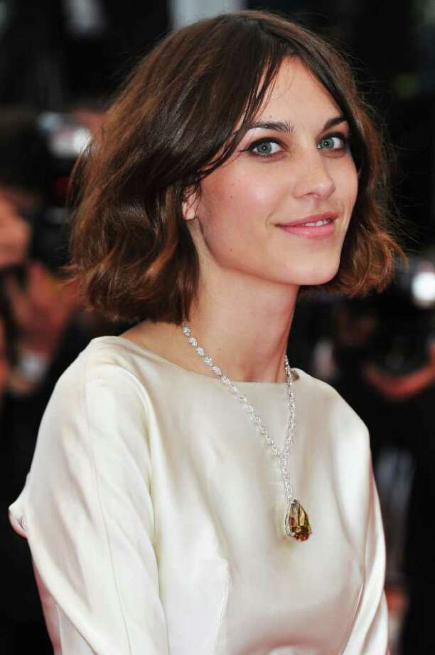 Model Alexa Chung arrives at the 'Sleeping Beauty' premiere during the 64th Annual Cannes Film Festival at the Palais des Festivals on May 12, 2011 in Cannes, France.  (Photo by Pascal Le Segretain/Getty Images) *** Local Caption *** Alexa Chung; Photo: Getty Images