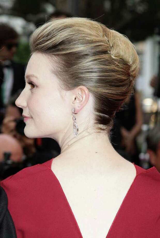 Actress Mia Wasikowska arrives at the 'Restless' premiere during the 64th Annual Cannes Film Festival at the Palais des Festivals on May 12, 2011 in Cannes, France.  (Photo by Andreas Rentz/Getty Images) *** Local Caption *** Mia Wasikowska; Photo: Getty Images