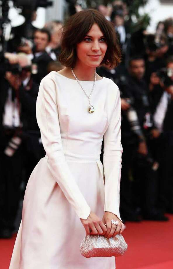 Alexa Chung arrives at the 'Sleeping Beauty' premiere during the 64th Annual Cannes Film Festival at the Palais des Festivals on May 12, 2011 in Cannes, France.  (Photo by Andreas Rentz/Getty Images) *** Local Caption *** Alexa Chung; Photo: Getty Images