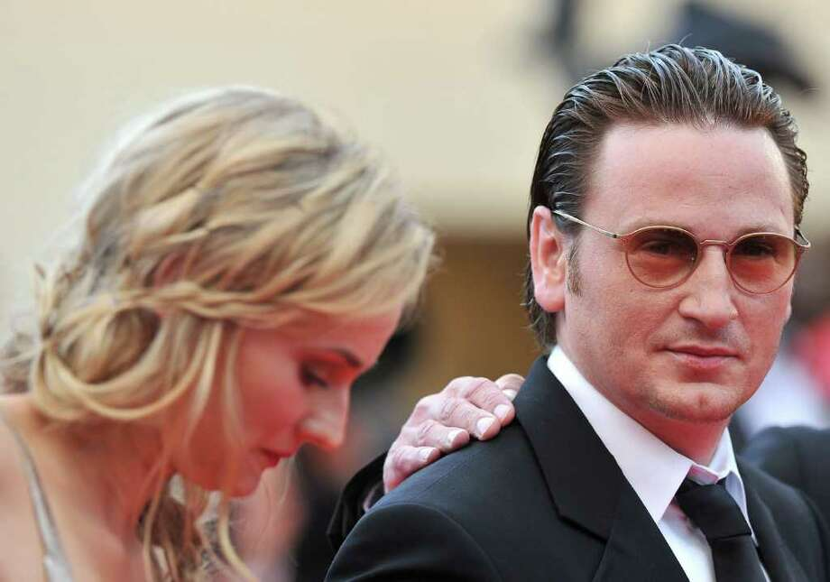 Actress Diana Kruger and actor Benoit Magimel arrive at the 'Sleeping Beauty' premiere during the 64th Annual Cannes Film Festival at the Palais des Festivals on May 12, 2011 in Cannes, France.  (Photo by Pascal Le Segretain/Getty Images) *** Local Caption *** Diana Kruger;Benoit Magimel; Photo: Getty Images