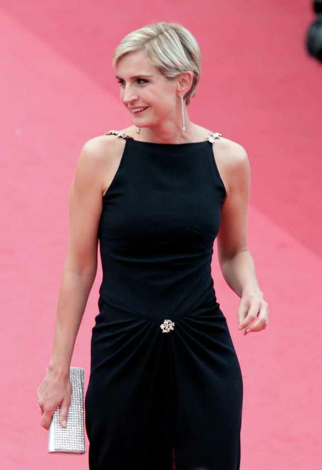 Melita Toscan du Plantier arrives at the 'Sleeping Beauty' premiere during the 64th Annual Cannes Film Festival at the Palais des Festivals on May 12, 2011 in Cannes, France.  (Photo by Vittorio Zunino Celotto/Getty Images) *** Local Caption *** Melita Toscan du Plantier; Photo: Getty Images