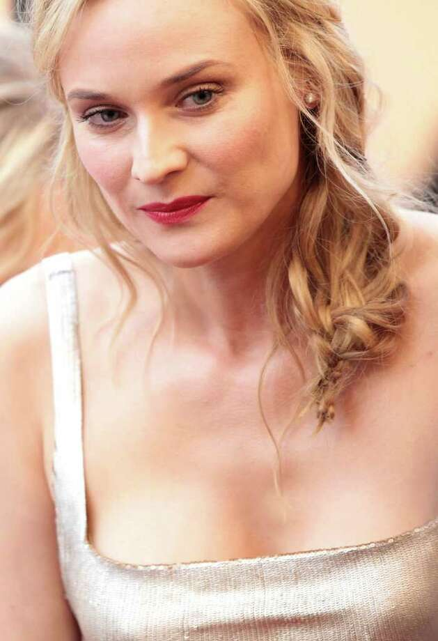 Actress Diane Kruger arrives at the 'Sleeping Beauty' premiere during the 64th Annual Cannes Film Festival at the Palais des Festivals on May 12, 2011 in Cannes, France.  (Photo by Vittorio Zunino Celotto/Getty Images) *** Local Caption *** Diane Kruger; Photo: Getty Images