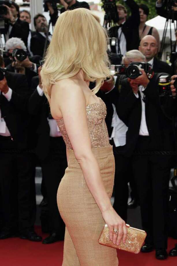 Rachel McAdams arrives at the 'Sleeping Beauty' premiere during the 64th Annual Cannes Film Festival at the Palais des Festivals on May 12, 2011 in Cannes, France.  (Photo by Andreas Rentz/Getty Images) *** Local Caption *** Rachel McAdams; Photo: Getty Images