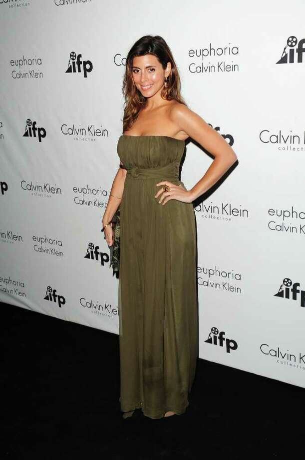 Actress Jamie Lynn Sigler attends the Calvin Klein Event during the 64th Annual Cannes Film Festival at Martinez Hotel on May 12, 2011 in Cannes, France.  (Photo by Ian Gavan/Getty Images) *** Local Caption *** Jamie-Lynn Sigler; Photo: Getty Images