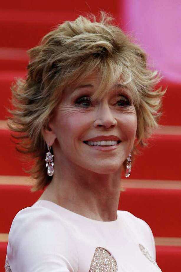Actress Jane Fonda arrives at the 'Sleeping Beauty' premiere during the 64th Annual Cannes Film Festival at the Palais des Festivals on May 12, 2011 in Cannes, France.  (Photo by Andreas Rentz/Getty Images) *** Local Caption *** Jane Fonda; Photo: Getty Images