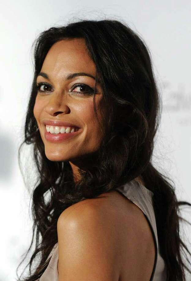 Actress Rosario Dawson attends the Calvin Klein Event during the 64th Annual Cannes Film Festival at Martinez Hotel on May 12, 2011 in Cannes, France.  (Photo by Ian Gavan/Getty Images) *** Local Caption *** Rosario Dawson; Photo: Getty Images